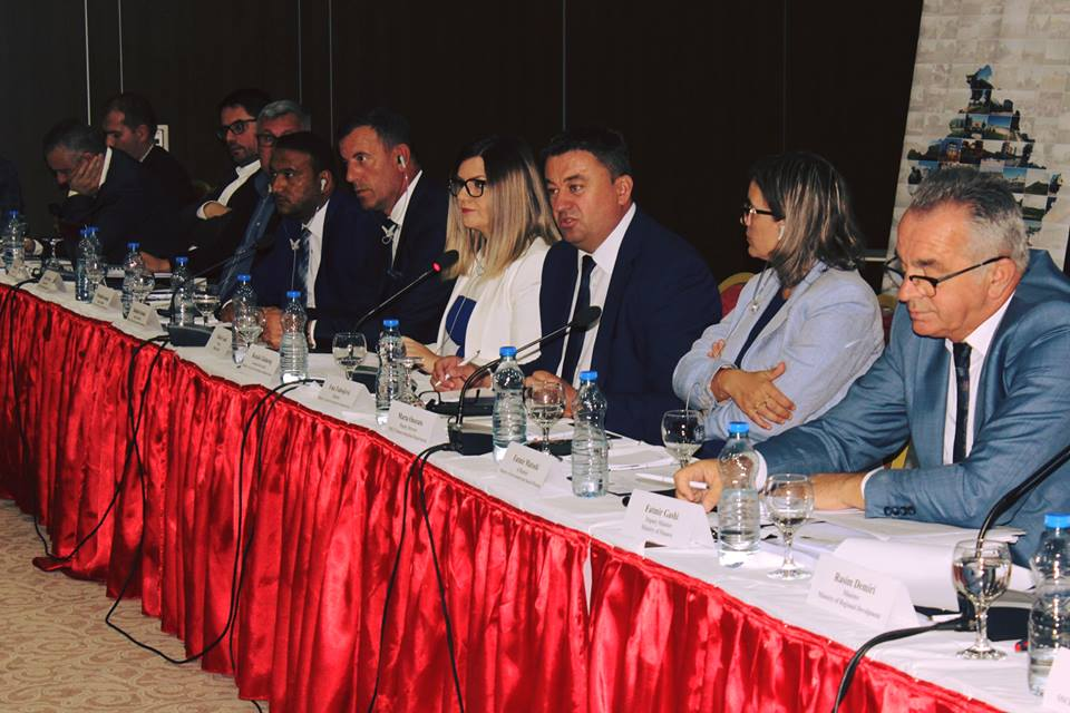 MLGA and OSCE Mission in Kosovo hold the next meeting with Mayors of